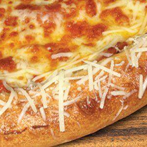 tasty asiago crust pizza delivery in des moines iowa and kansas city missouri