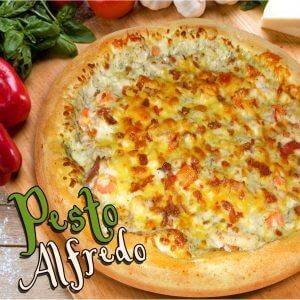 pesto alfredo pizza delivery in ankeny and des moines