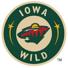 iowa wild hockey - northern lights pizza